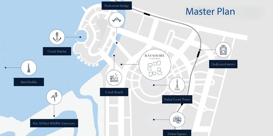 Bayshore-at-Creek-Beach Master Plan