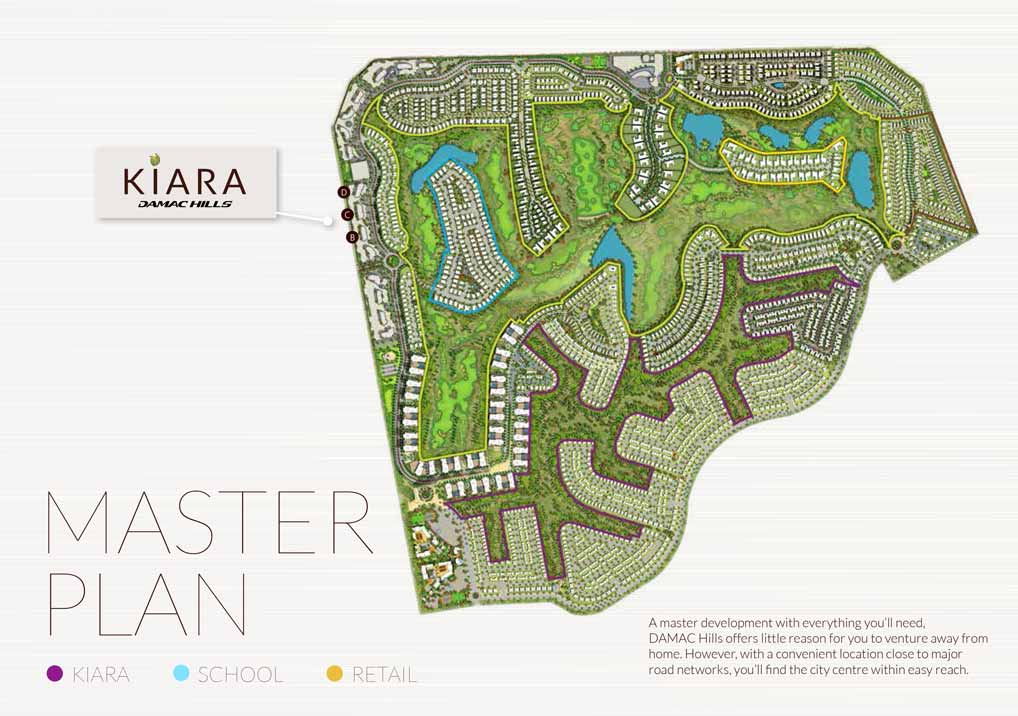 Kiara-Apartments Master Plan