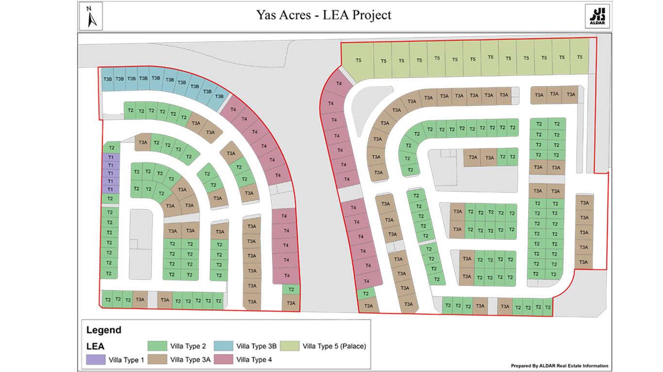 Lea-Yas-Island Master Plan