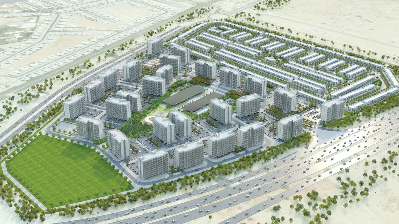 MAG Eye at Meydan Dubai -  Master Plan