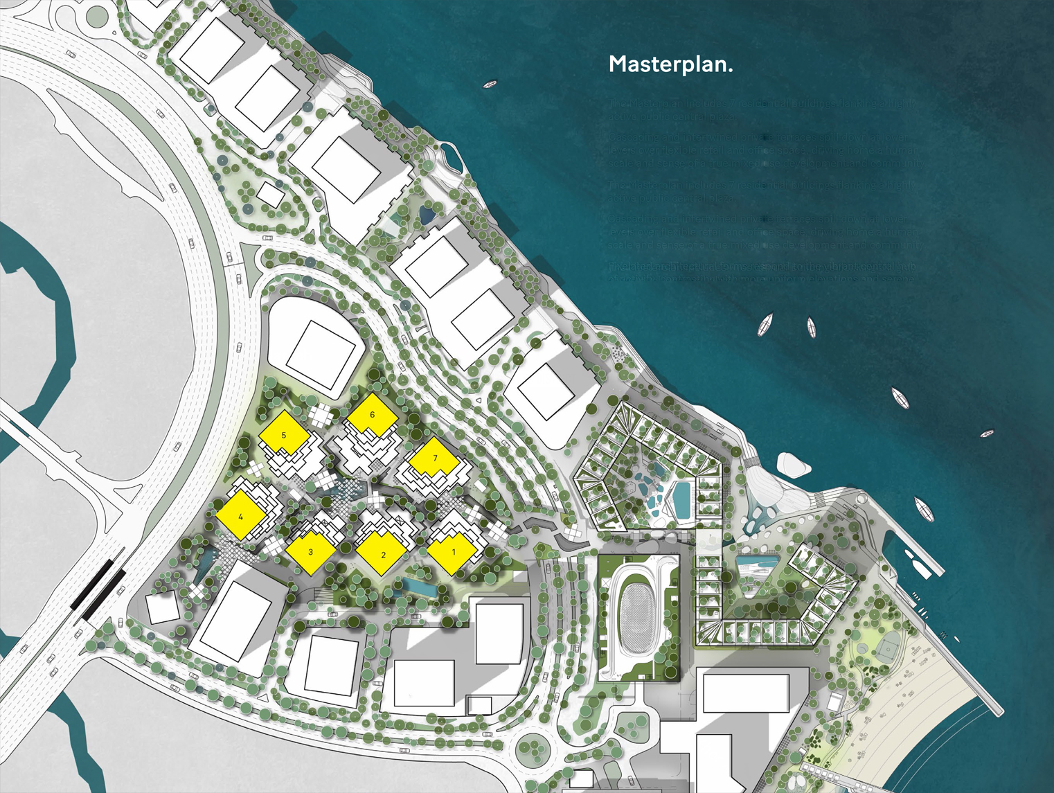 Pixel-by-Imkan-at-Al-Reem-Island Master Plan