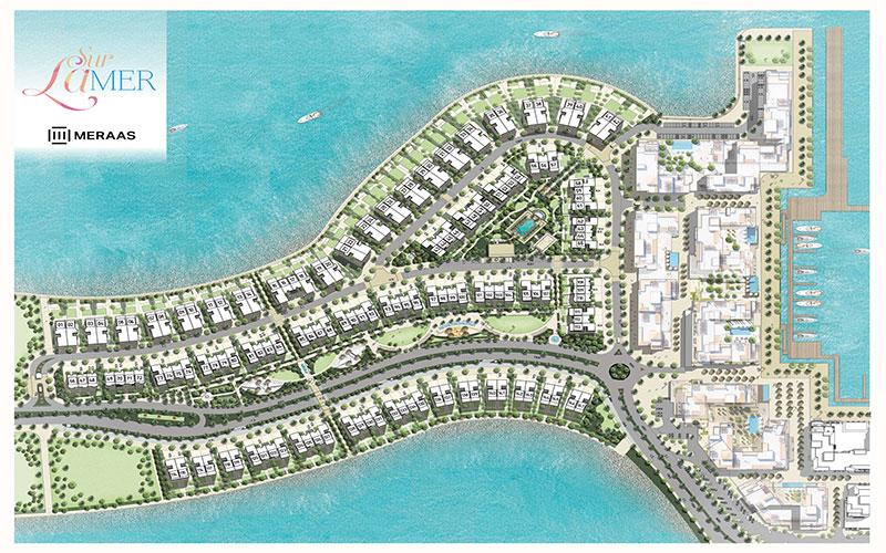 Sur-La-Mer Master Plan