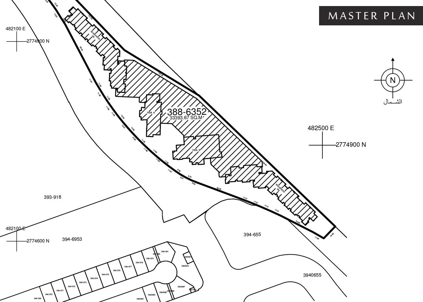 Vida-Residences-The-Hills Master Plan