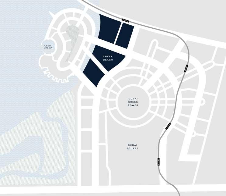 Vida-Residences-at-Creek-Beach Master Plan