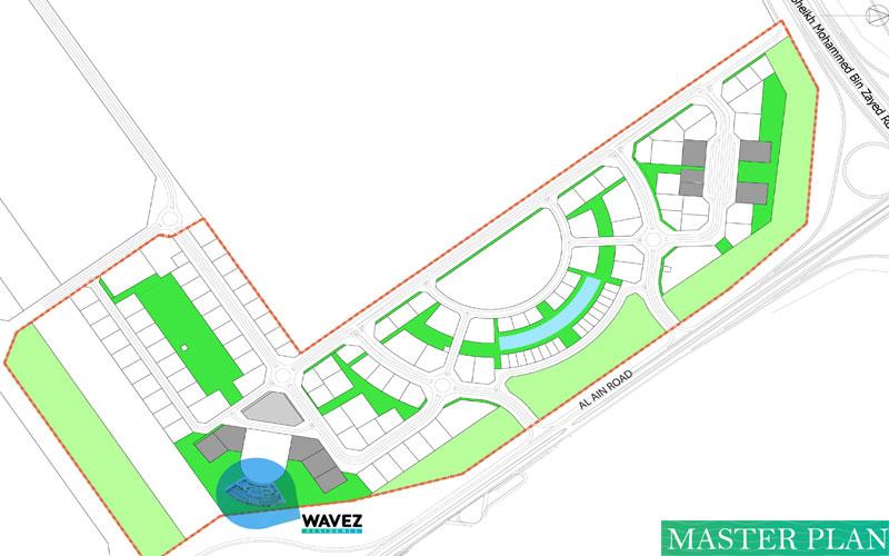 Wavez-Residence Master Plan