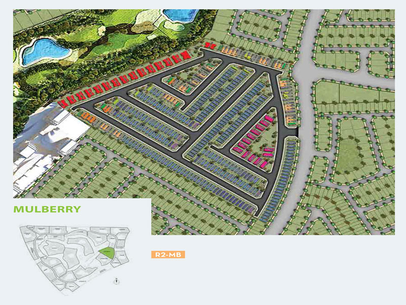 Mulberry-at-Park-Heights Master Plan
