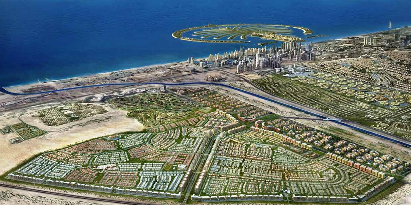 Al-Burooj-Residence-12 Master Plan