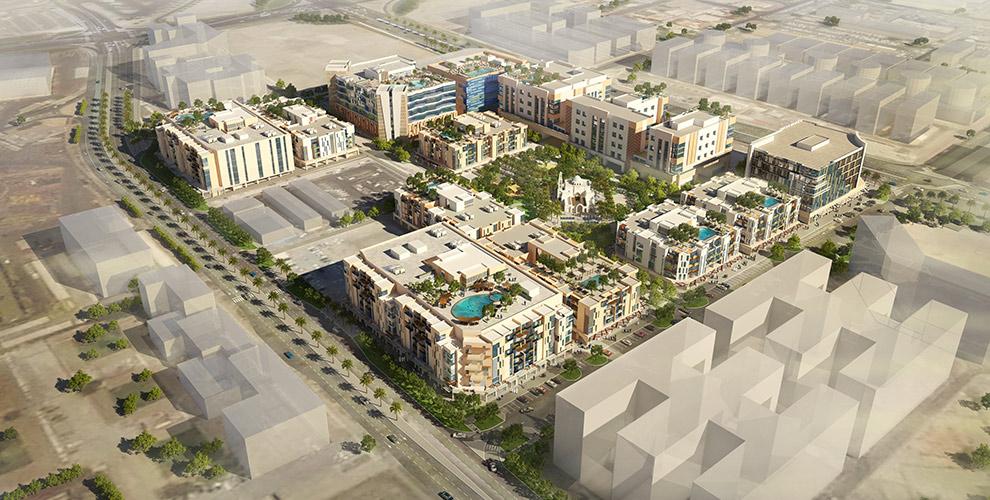 Wasl-Port-Views Master Plan