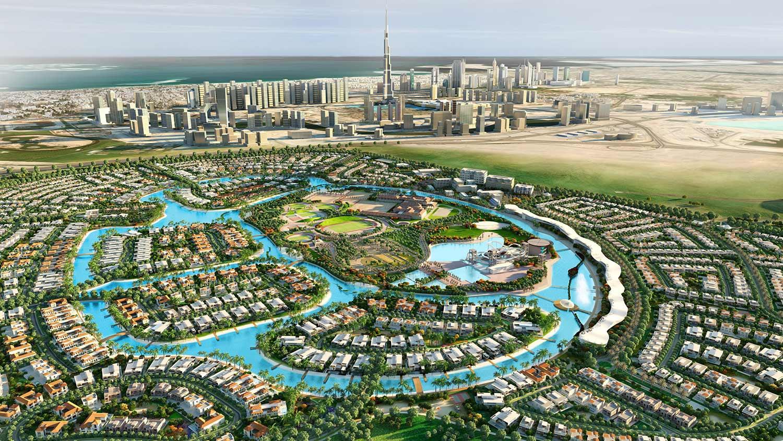 Al-Thowima-Residences Master Plan