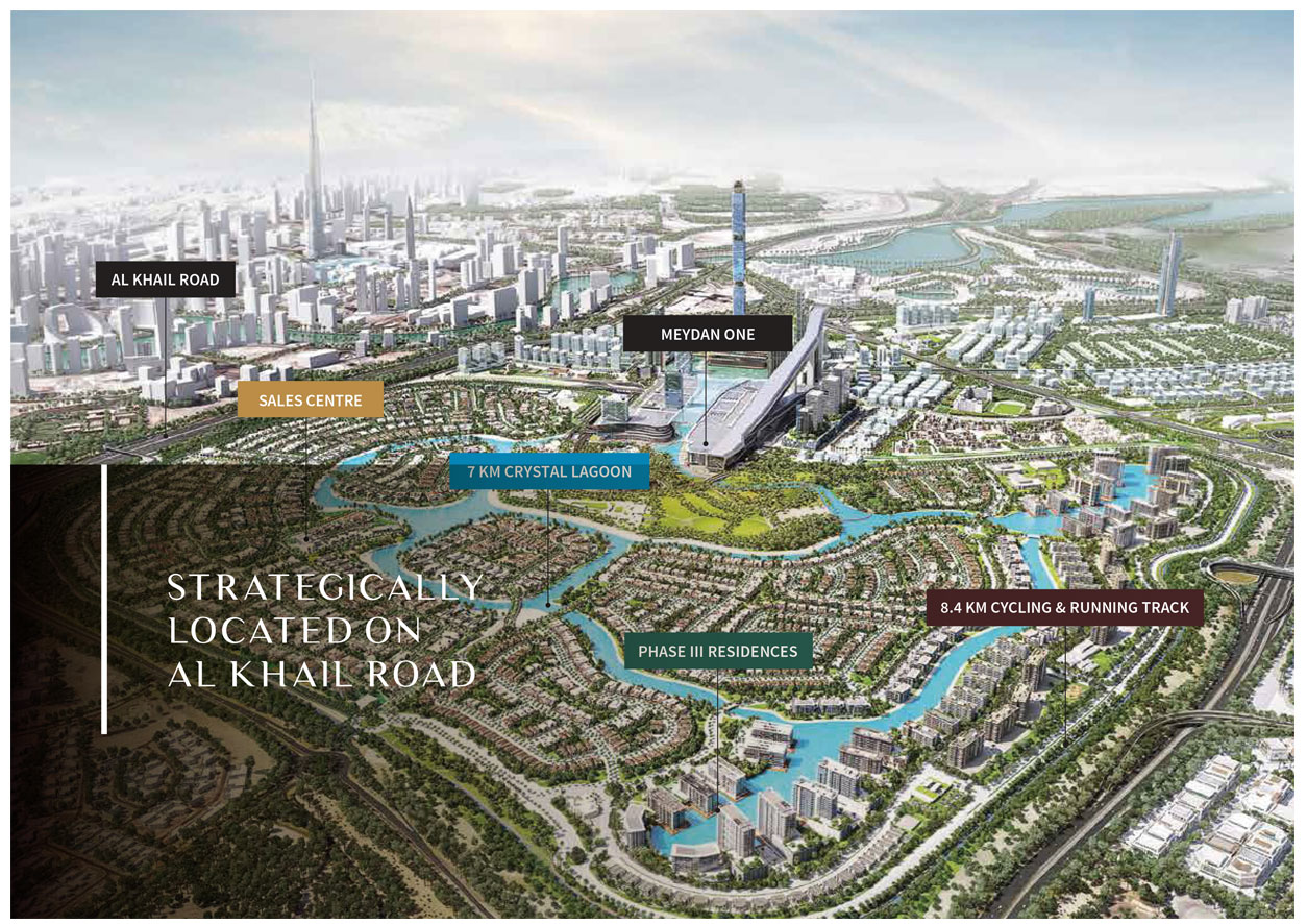 District-One-Signature-Plots Master Plan