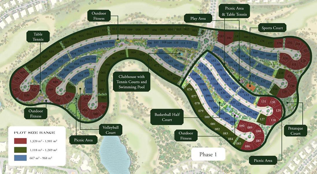 Emerald-Hills Master Plan