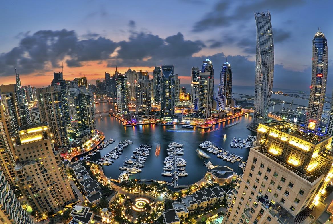Vida-Residences-Dubai-Marina Master Plan