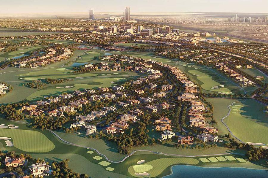 Emaar-Rove-at-Dubai-Hills Master Plan
