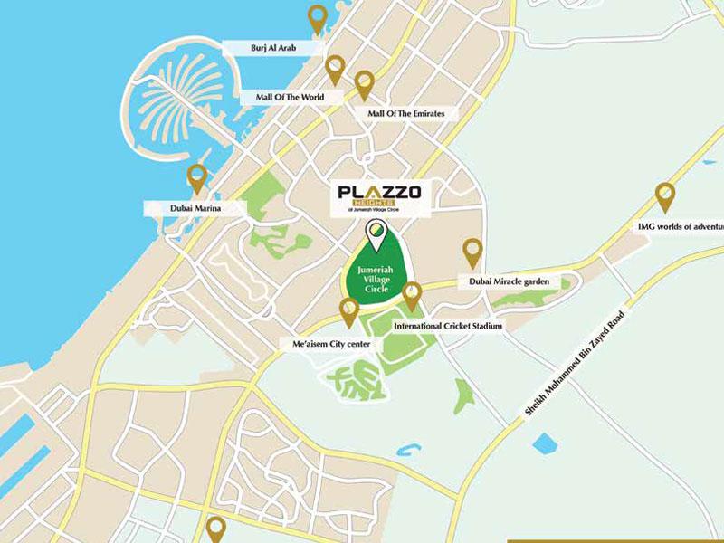 Plazzo-Heights Master Plan