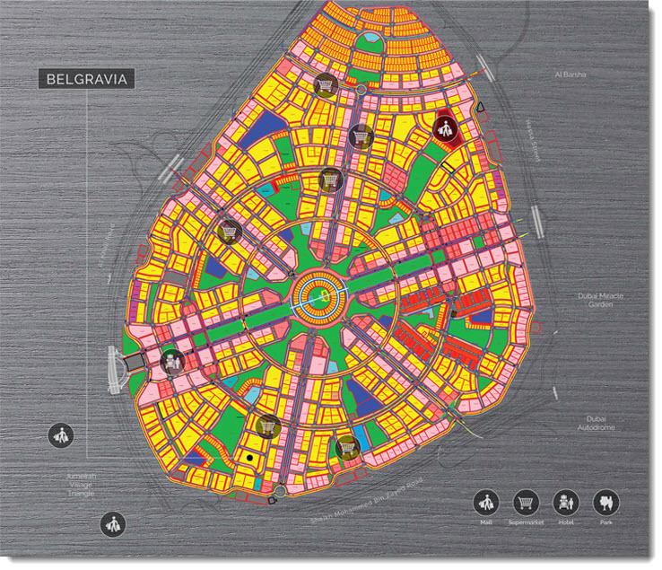 Ellington-Belgravia-3 Master Plan