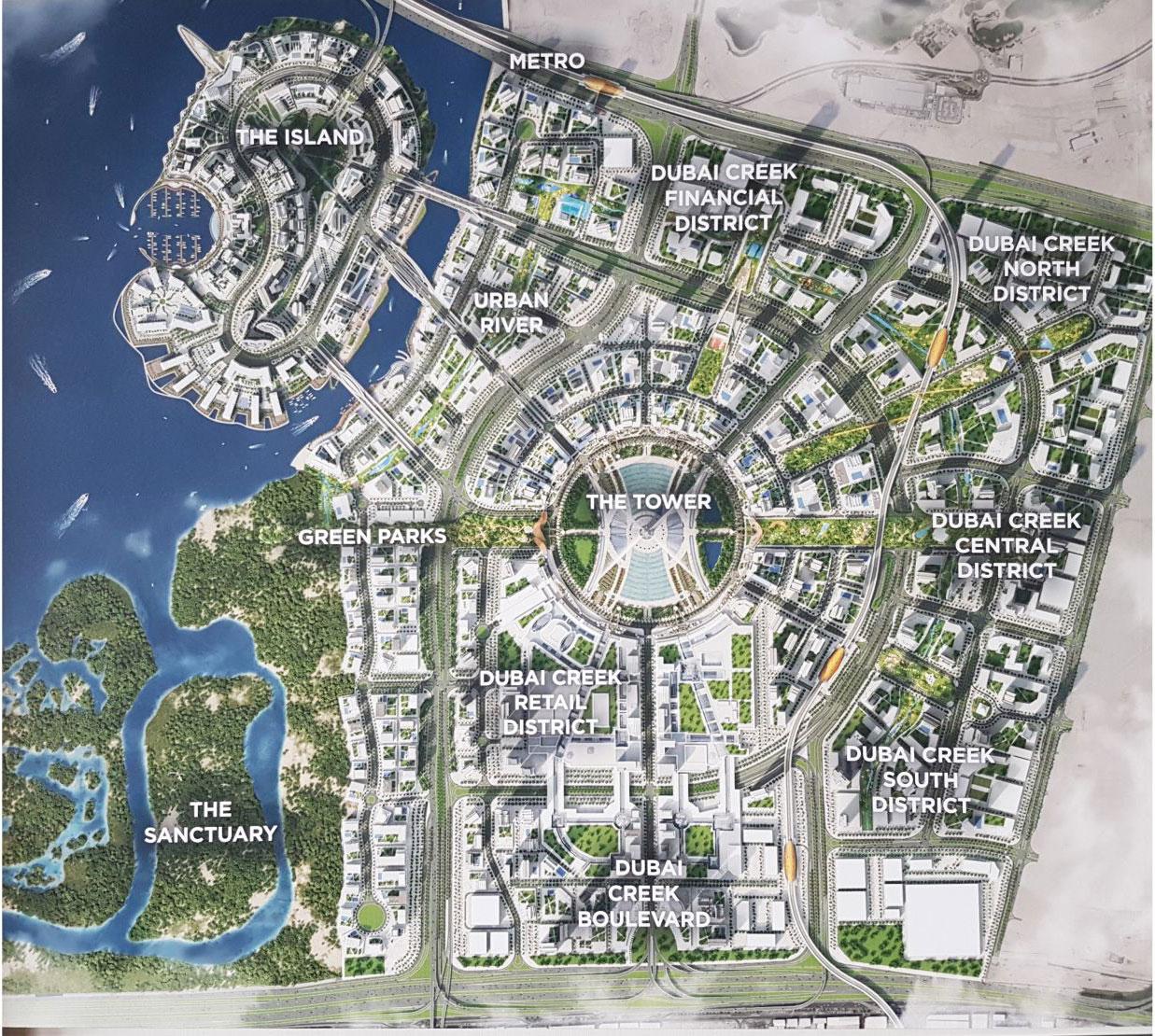 Harbour-Gate-Apartments Master Plan