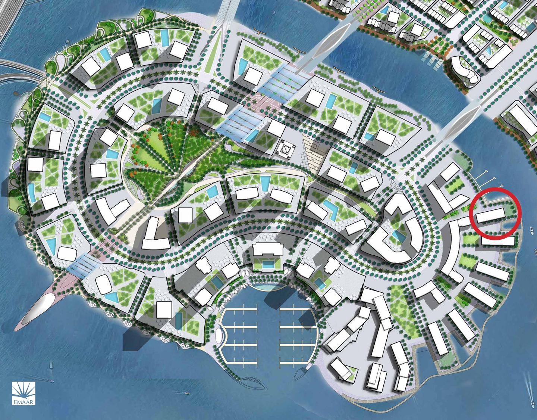 The Cove At Dubai Creek Harbour By Emaar Properties