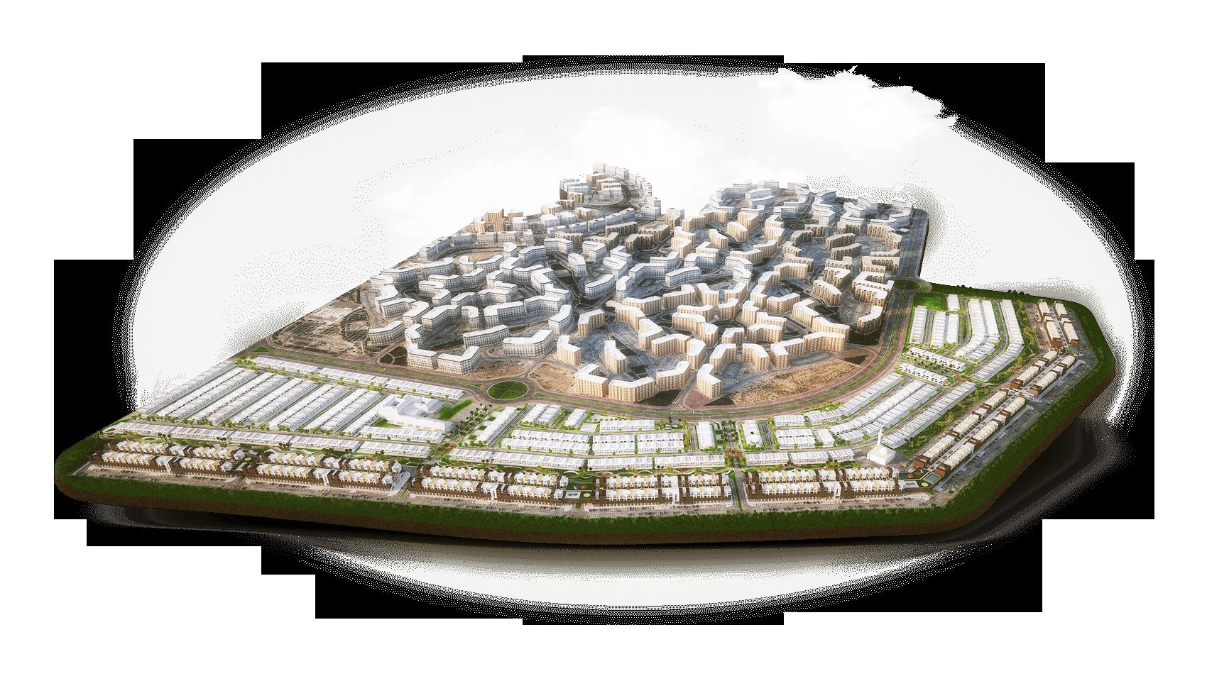 Warsan Village Dubai -  Master Plan