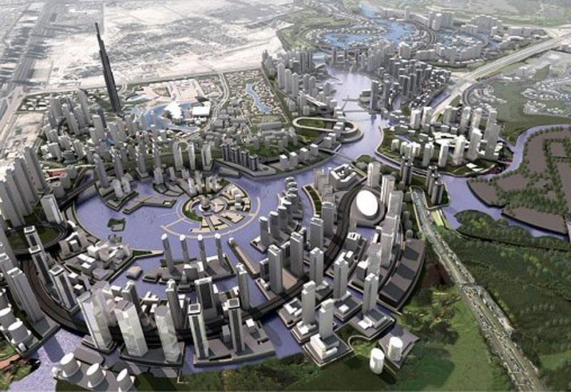 Marasi Riverside -  Master Plan