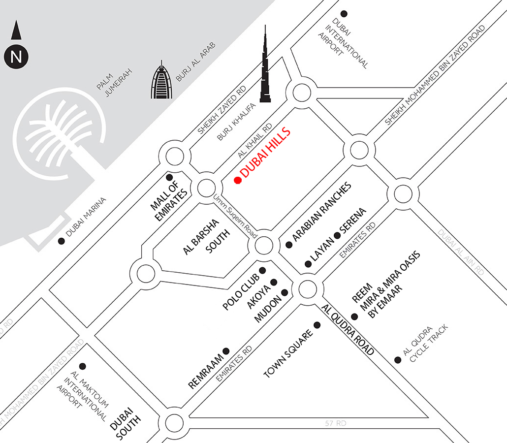 Park-Point Location Map