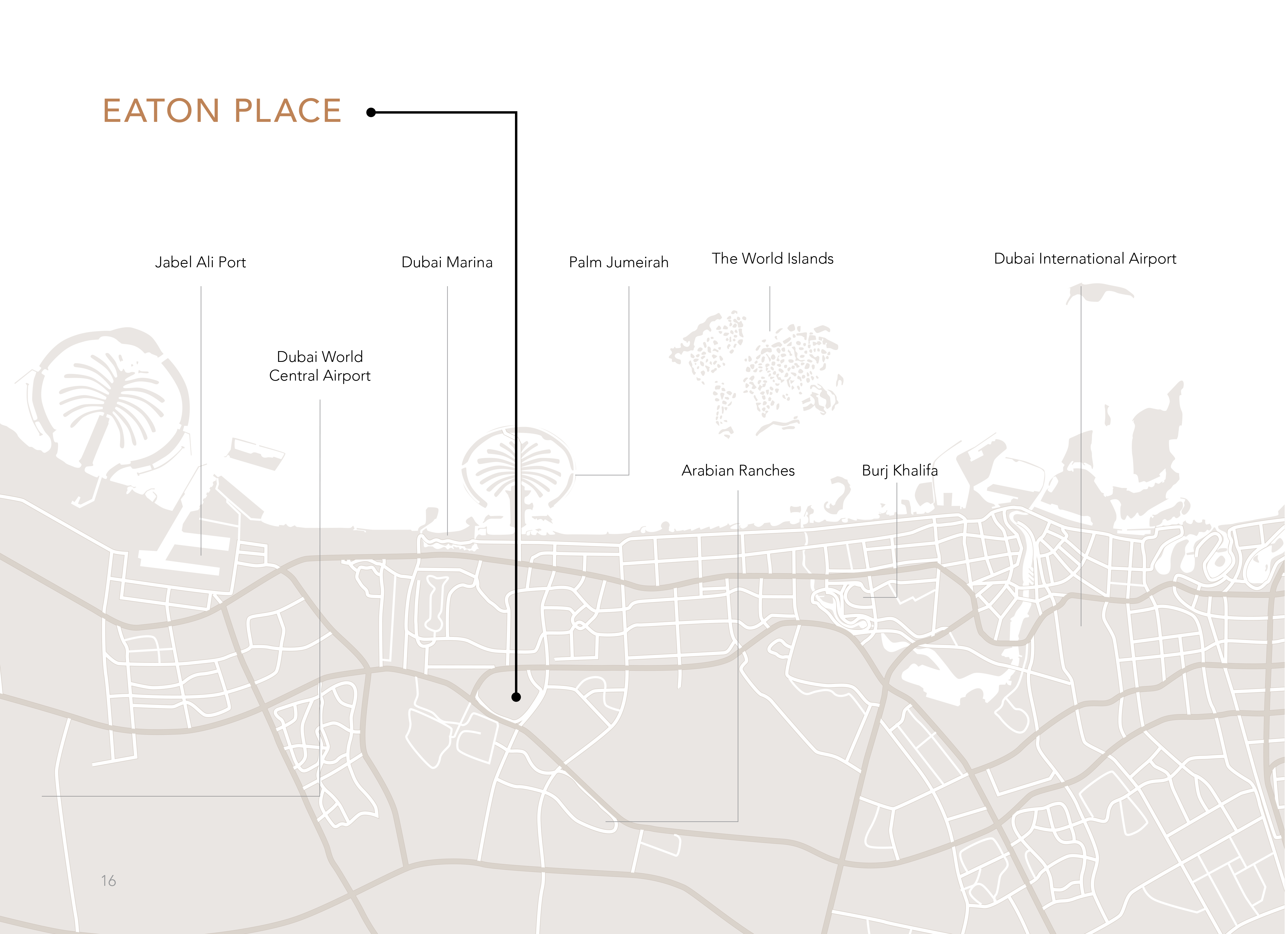 Eaton Place -  Location Plan