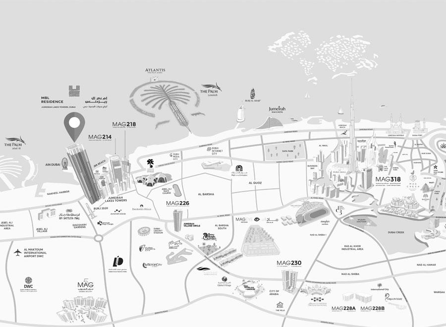 MBL Residence -  Location Plan