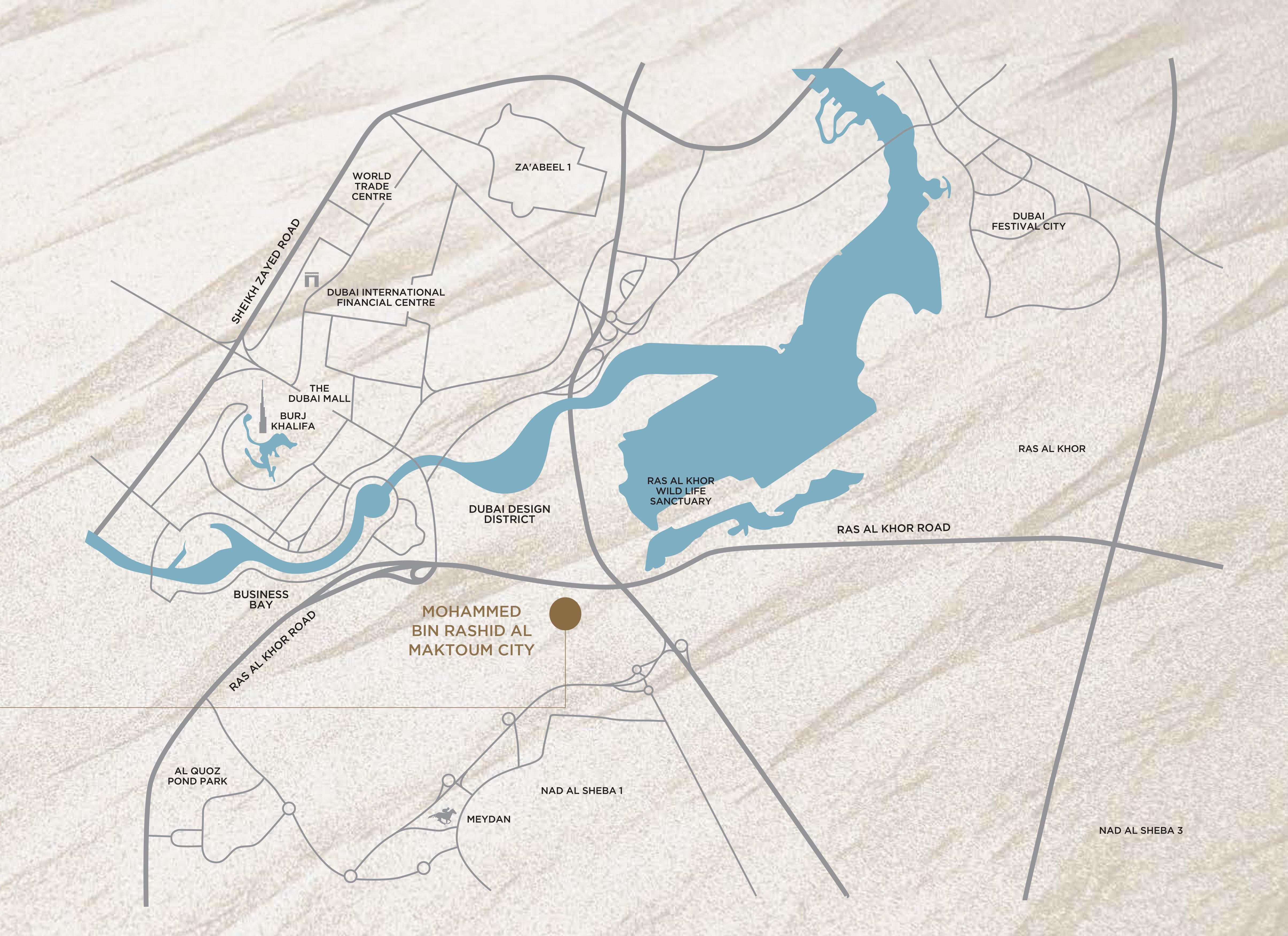 Wilton Terraces I -  Location Plan