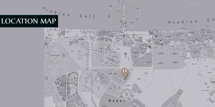 Oxford Villas -  Location Plan