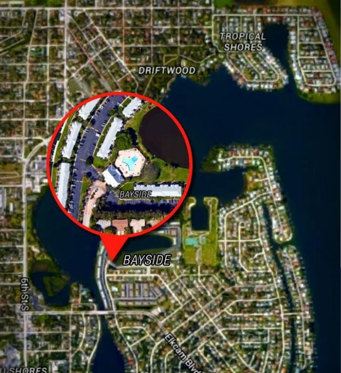 Bayside -  Location Plan