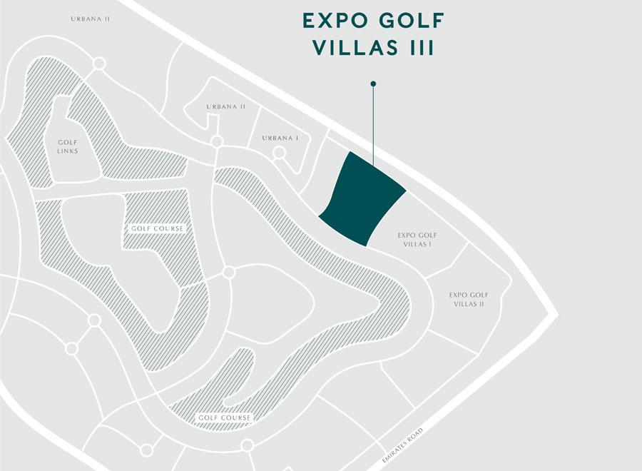 Expo-Golf-Villas-Phase-III Location Map