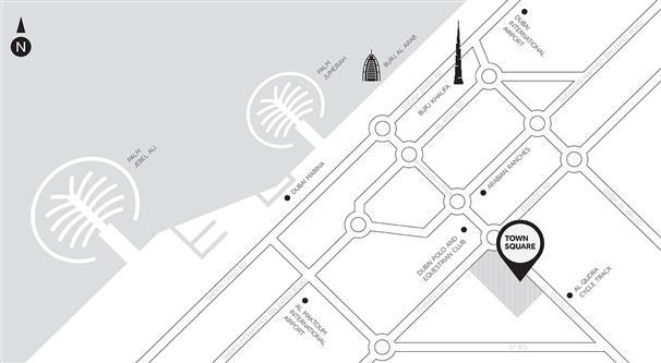 Rawda-Apartments Location Map
