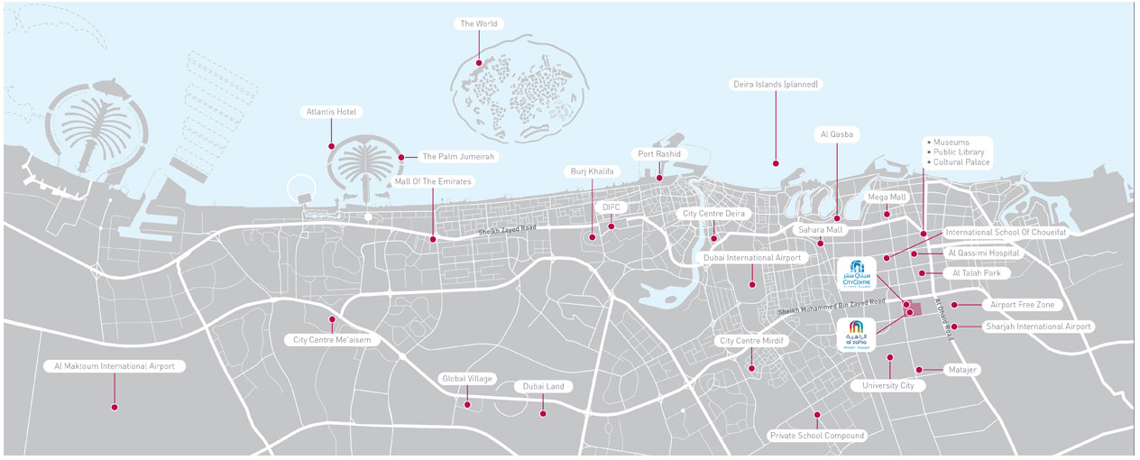 Woroud 1 -  Location Plan