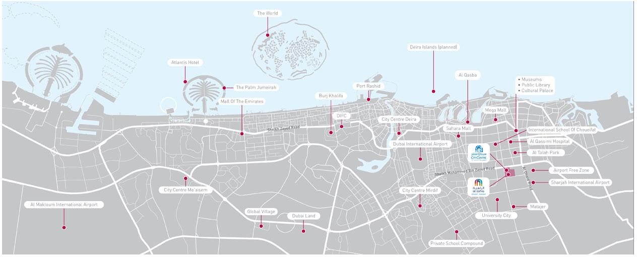 Woroud 3 -  Location Plan