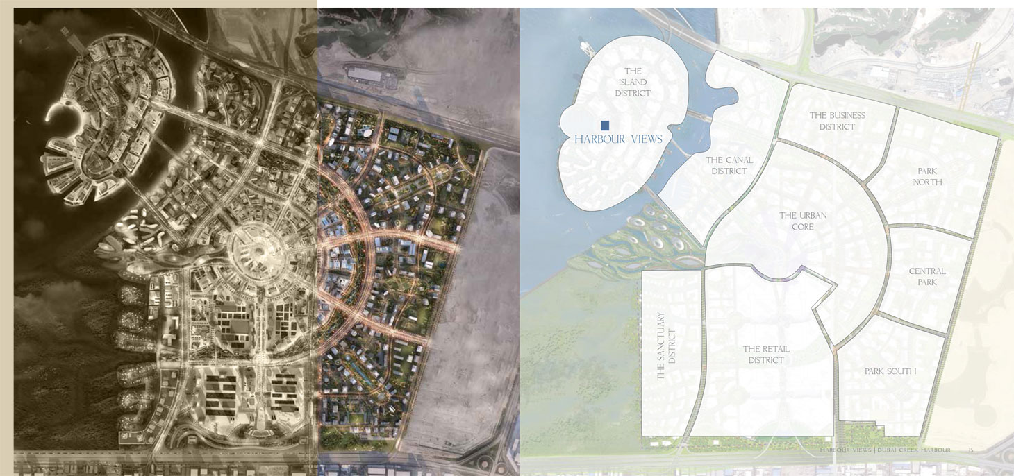 Creekside 18 -  Location Plan
