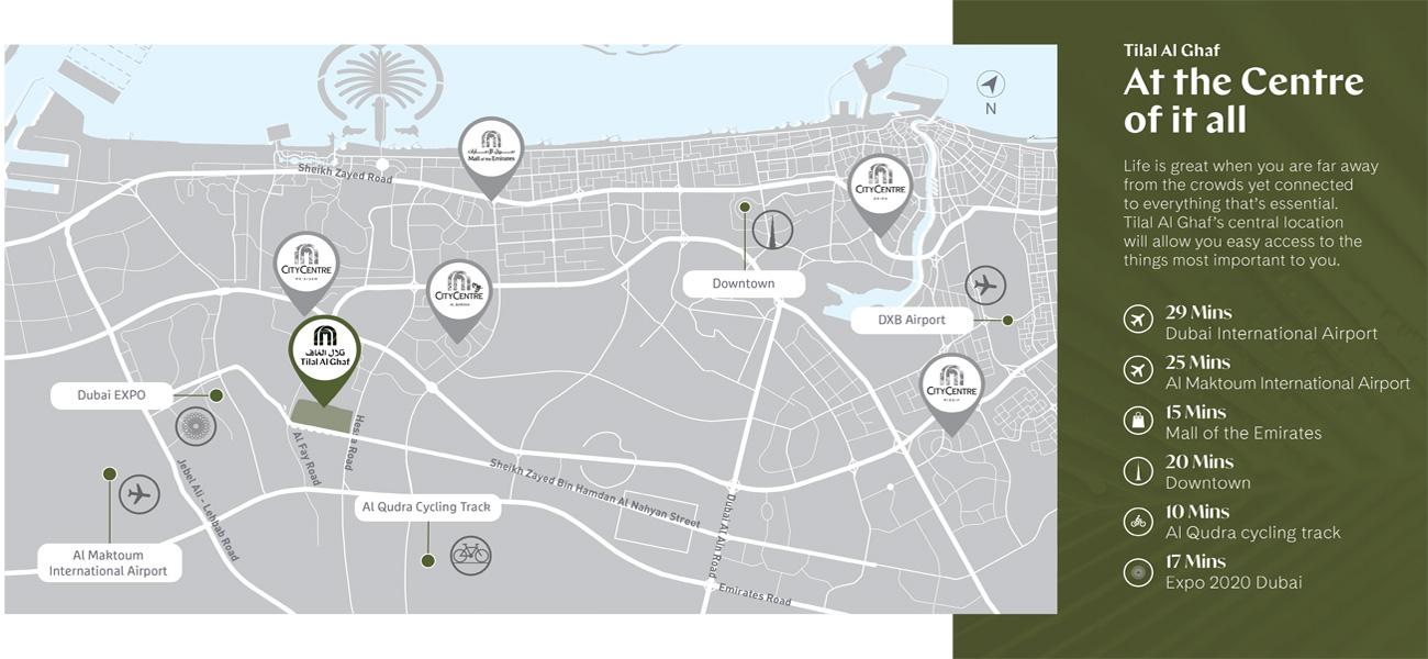 Harmony Villas -  Location Plan