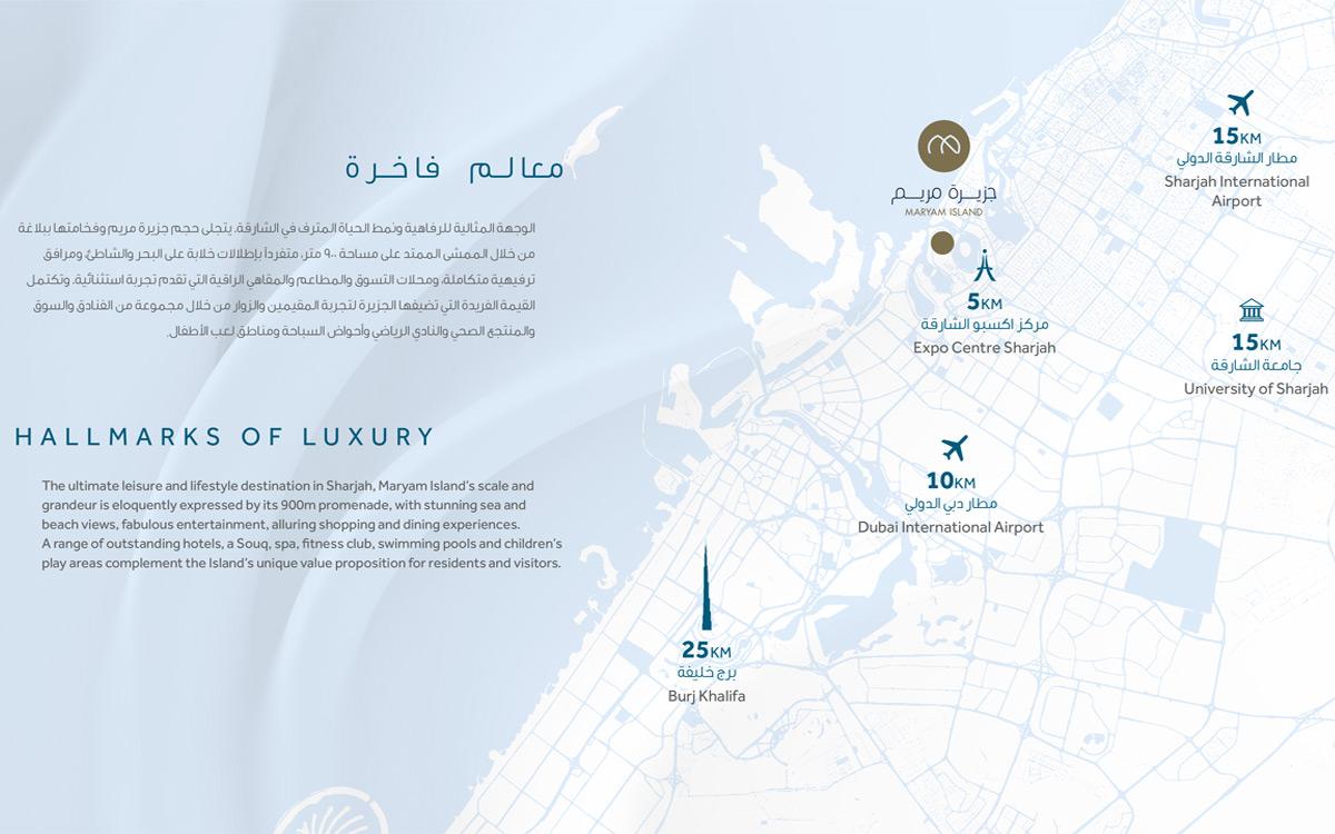 Nada Residences -  Location Plan