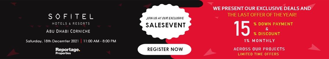Limited Period Ramadan Offer - Azizi Developments
