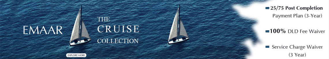 Emaar The Cruise Collection - Enjoy Limited Period Offer