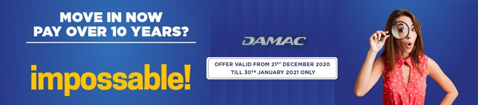 Damac Dubai Shopping Festival Offer