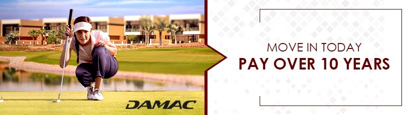 Pay Over 10 Years - Damac Offer