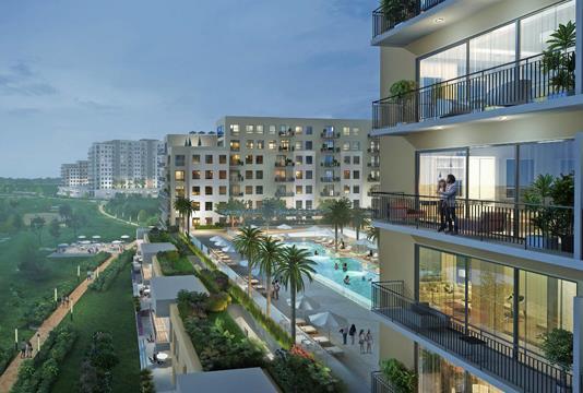Golf Views Apartments