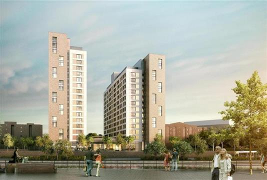 No 1 Trafford Wharf