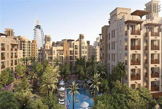 Rahaal Apartments in MJL