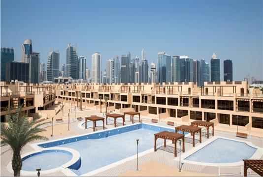 Jumeirah Islands Townhouses
