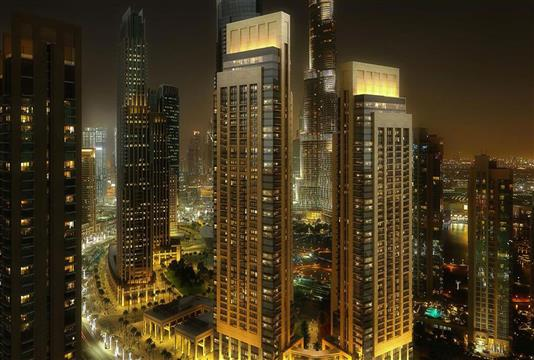 EMAAR ACT TOWERS