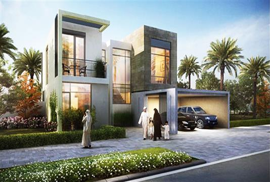 Golf Links Villas at Emaar South