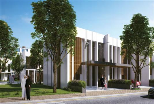 Anber Semi Detached Villas
