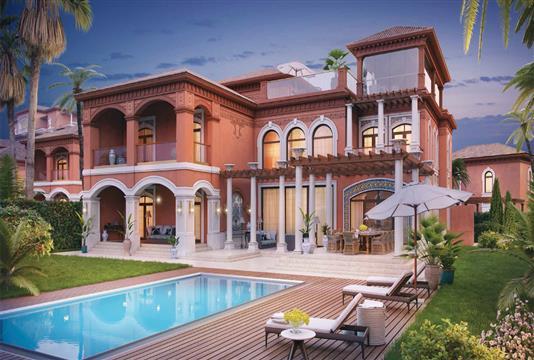 XXII Carat Villas