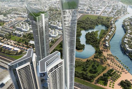 Aykon City Tower