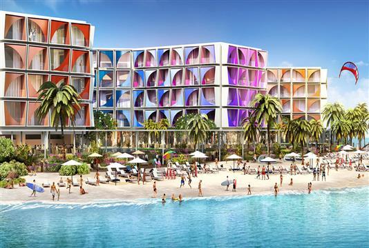 Cote D Azur Hotel Apartments